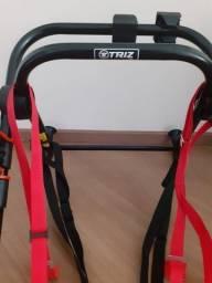 Suporte Transbike Triz P/ 2 Bikes Apoio Fixo