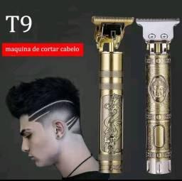 Máquina de cortar cabelo VINTAGE T9