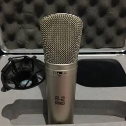 Microfone behringer b2 pro estúdio Mic condensador