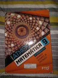 Livro de Matemática - Projeto Athos - A Conquista - 9o ano