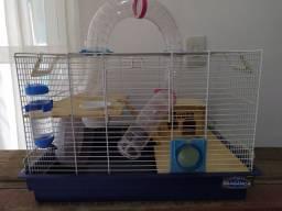 Gaiola para hamster Jerry Natureza - aceito cartão