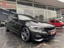 Título do anúncio: Bmw 330I M Sport 2019 2.0 Turbo Completa Automática Revisada Nova