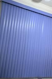 Persiana azul à venda