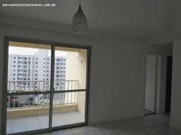 Apartamento para Venda em Lauro de Freitas, Buraquinho, 3 dormitórios, 1 suíte, 2 banheiro