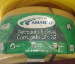 Eletroduto Flexível Corrugado - 1' / 25mt