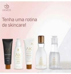 Kit Ak Face Skincare para sua pele
