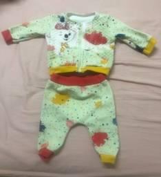 Conjunto bebê Lilica ripilica