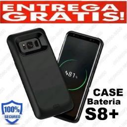 Case Bateria S8 plus 5500Mah