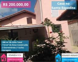 COD:1546 Casa no Bairro Santo Expedito
