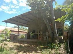 Rancho no Rio das velhas