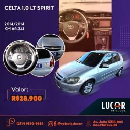 Celta 1.0  lt spirit