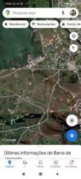 Terreno em Barra de jangada 25k