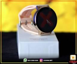 Relógio Inteligente S20 Smartwatch Pressão Arterial  m19df44sd21