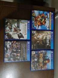 Jogos para PS4 SOMENTE VENDA