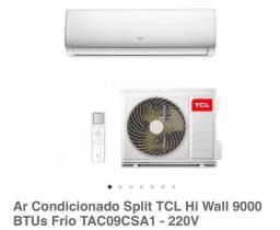 Ar condicionado TCL Split 9000 BTU