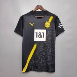 Camisa Borussia Dortmund 20/21