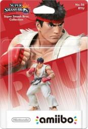 Amiibo Super Smash Bros Ryu Original Nintendo
