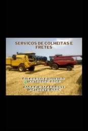 Máquinas disponíveis para colheita em Cruz Alta e região