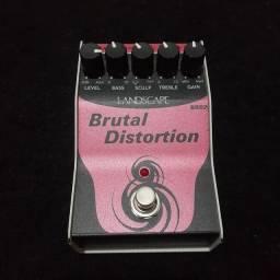 Brutal distortion