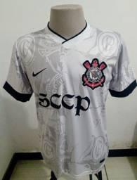 Camisa Nike Corinthians edição limitada 2021 Tam M