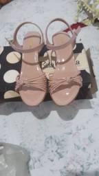 Vedese sandália preço 30reis
