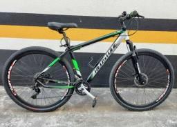 Bicicleta bike REDSTONE ABORYGEN aro29 21 Marchas Componentes Shimano