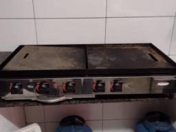 Vendo chapa/char broiler