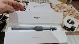 Apple Samsung Series 3 Watch 42mm + Case rose com pulseira,