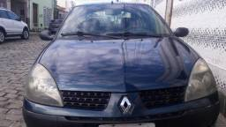 Renault Clio Sedã 2006 1.0 Completo e Econômico - 2006