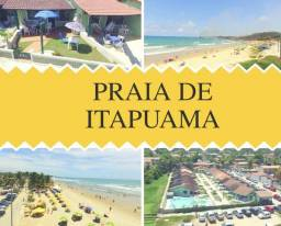 Praia Itapuama - Casa de praia