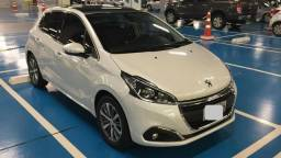 Peugeot 208 Griff automatico com teto - 2017