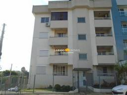 Apartamento com 1 dormitório para alugar, 45 m² por r$ 590/mês - florestal - lajeado/rs