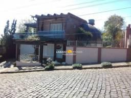 Casa com 3 dormitórios à venda, 400 m² por r$ 530.000 - imigrante - estrela/rs