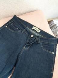 Calça jeans mentacafe