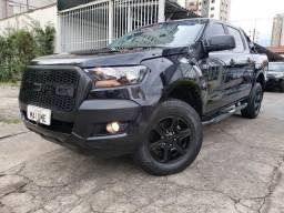 Ford ranger XLS 2.2 17/18 diesel aut. preta - 2018