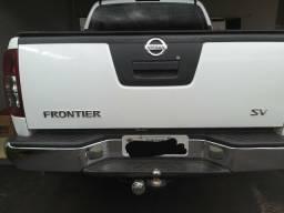 Nissan frontie attack 2.5, 4x4, automática - 2015