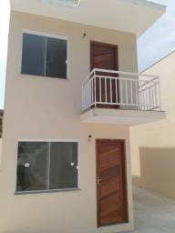 Laranjal Casa Duplex 2 qts Minha Casa Minha Vida