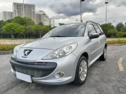 Peugeot 207 SW 1.6XS Flex 2011 Automática Ipva 2020 pago - 2011