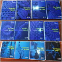 Coleção Revisão anual completa FTD ensino 3°médio