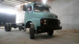 Vendo caminhão MB 1113 ano 73
