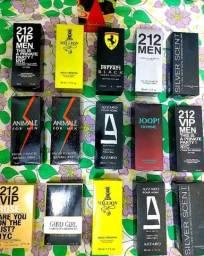 Perfumes importados 50ml apenas 35,00 a unidade