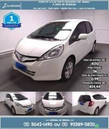 Honda Fit 1.4 Lx 4p 2013 Branco R$23.344 66044km - 2013