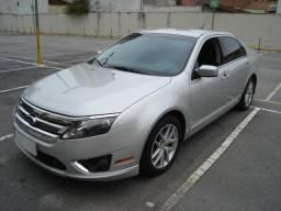 Fusion 2010 Prata 2.5 Automático - 2010