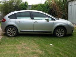 Citroen C4 2.0 2009 Hatch Prata - 2009