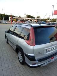 Peugeot escapade 2007 1.6 completo top!!!! carro extra - 2007