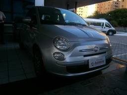 FIAT 500 2011/2012 1.4 CULT 8V FLEX 2P MANUAL - 2012