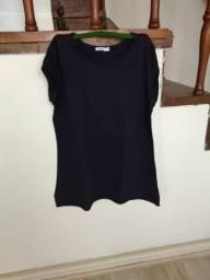 Blusa preta da Tessera (tamanho P)