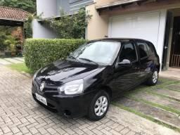 Renault clio 4 portas completo 2016 - 2016