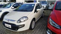 Fiat Punto Attractive 1.4 (Flex) - 2013