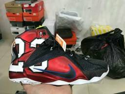 a493c0ee07 Tênis Nike LeBron 12 what The original